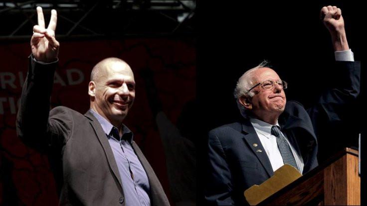 Bernie Sanders ve Yanis Varoufakis 'Enternasyonal' kuruyor