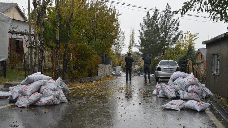 Şırnak'ta 10 bin aileye kömür dağıtılıyor