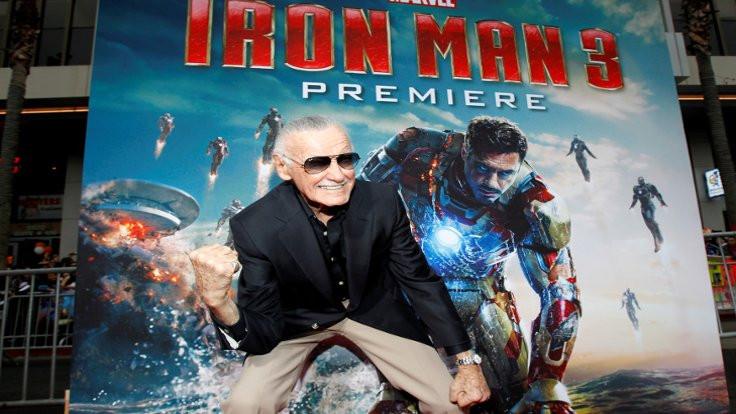 Stan Lee yeni karakter üstünde çalışıyordu