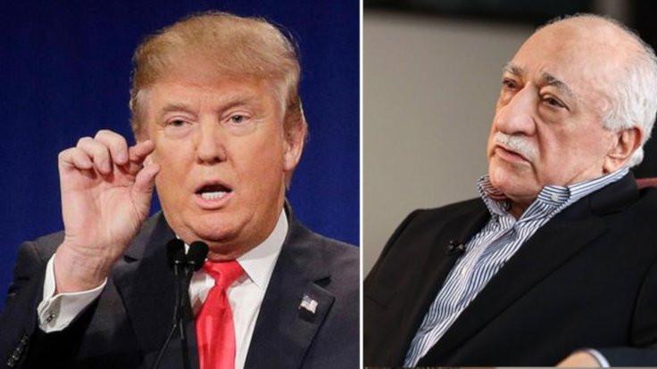 Trump: Gülen'in iadesi gündemimizde yok