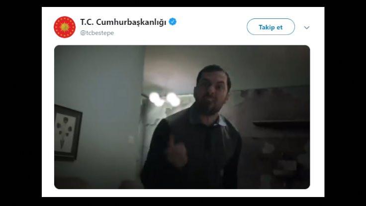 Cumhurbaşkanlığı videosunu şikayet ettiler!