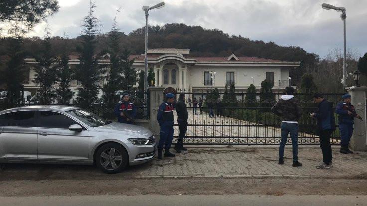 Kaşıkçı cinayeti: Villada arama yapıldı