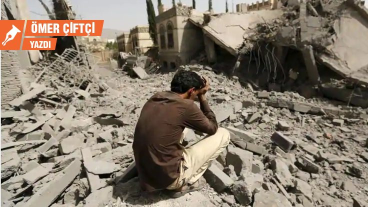 Yemen'de kahve biter ölüm bitmez