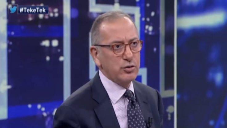 Fatih Altaylı'ya 'Çerkes' tepkisi