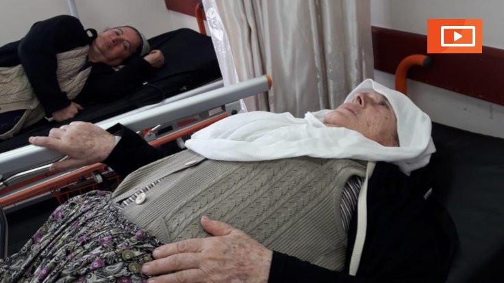Kızılcaköy'de 'JES yapılmasın' diyen köylülere 'TOMA' gönderdiler!