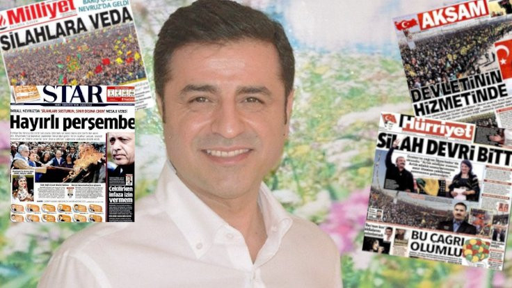 2013 Newroz'unda manşetler ne diyordu?
