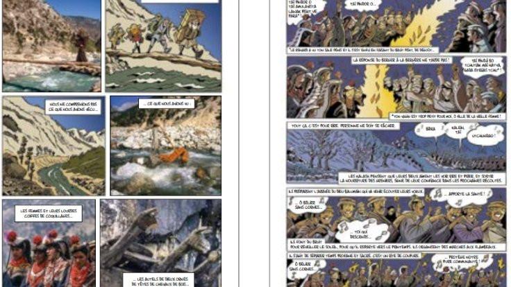 Son Kalaşlar sergisi: 3 bin kişi kalan halk... - Sayfa 4