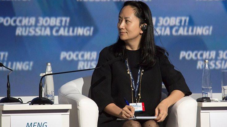 Kanada ve Çin arasında Huawei krizi!