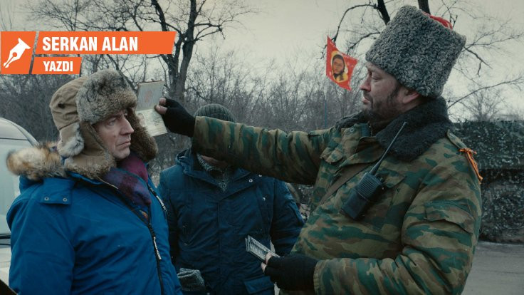 Ukrayna Büyükelçisi'nin 'propagandasında' Donbass