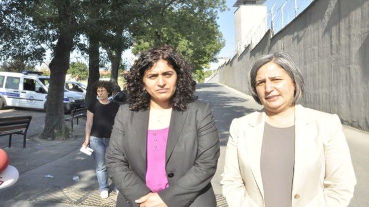 Kışanak ve Tuncel'in tutukluluğunun devamına karar verildi