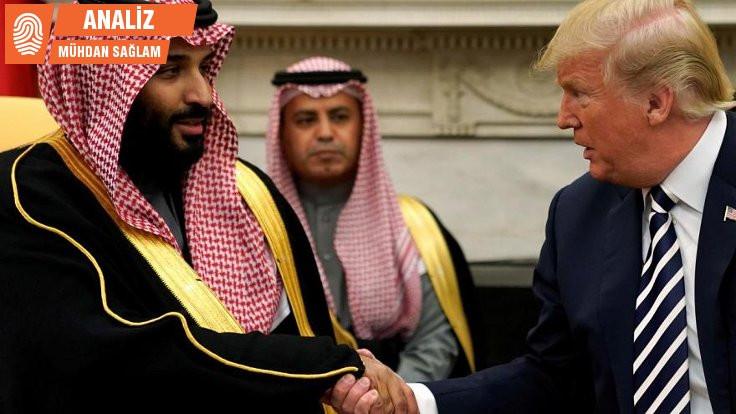 ABD'nin yeni hedefi: Suudi Arabistan!