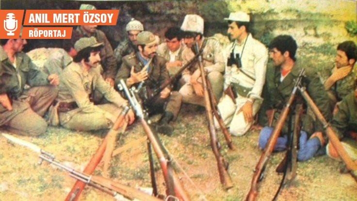 Ahmet Özcan: Devlet 'Kürt eşkıyalığı'nda hıyanet tespit etti!