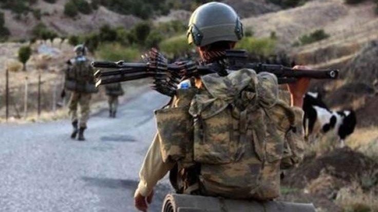 Afrin'de 1 asker hayatını kaybetti