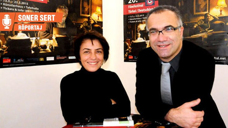 'Türkiye Almanya Film Festivali bir barış projesi'