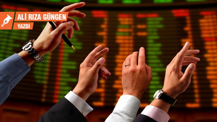 Bugün piyasa için ne yaptın?