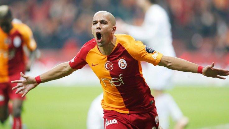 Galatasaray evinde 4 maç sonra kazandı