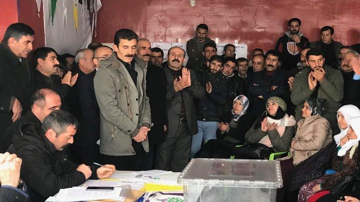 HDP 30 merkezde halk yoklaması yaptı