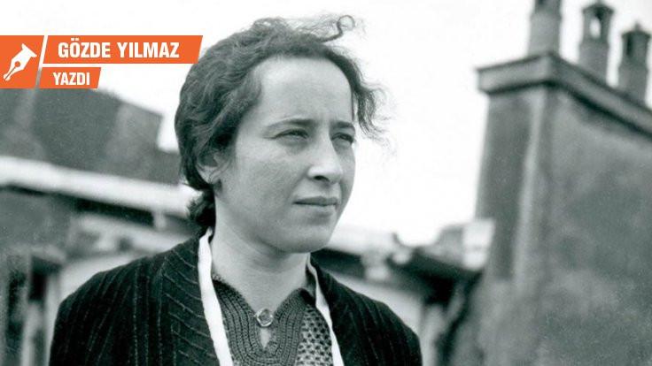 Düşün ile eylemek: Hannah Arendt
