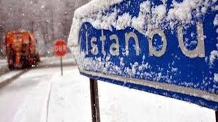 AKOM'dan kar yağışı uyarısı