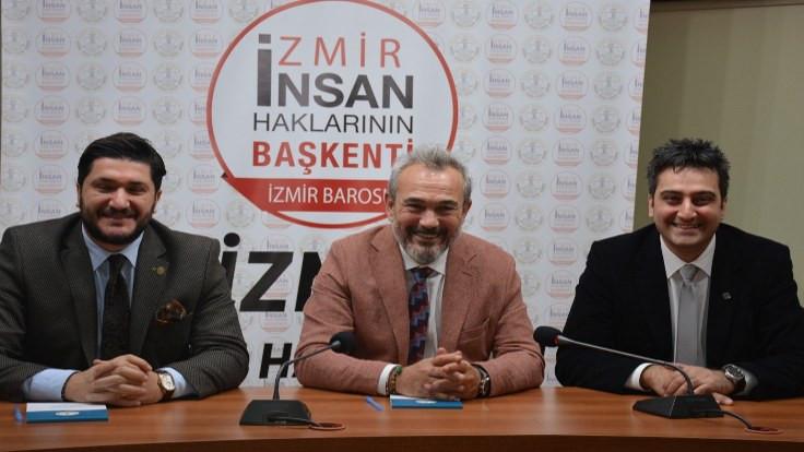 'İzmir insan haklarının başkenti olsun'