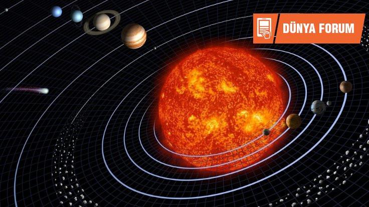 Güneş sisteminin sırlar odası!
