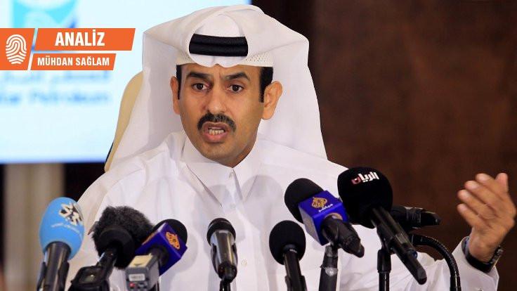 Katar'ı anlamak için petrole değil LNG'ye bakın!