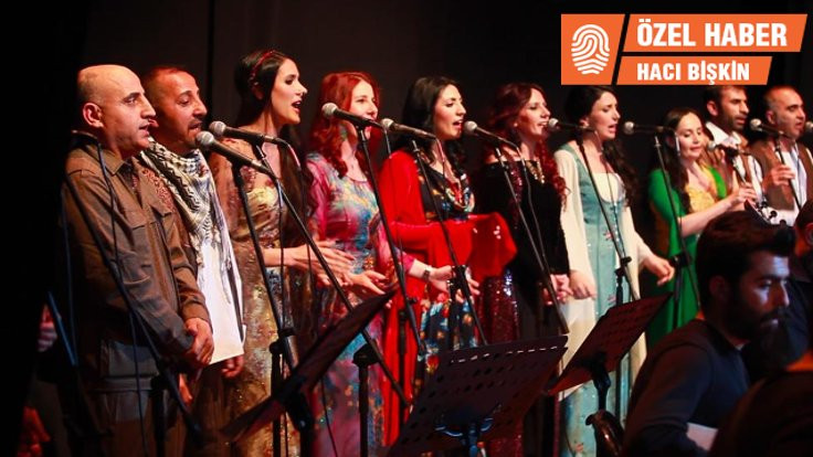 'Kürt sanatçılar alan bulamıyor'