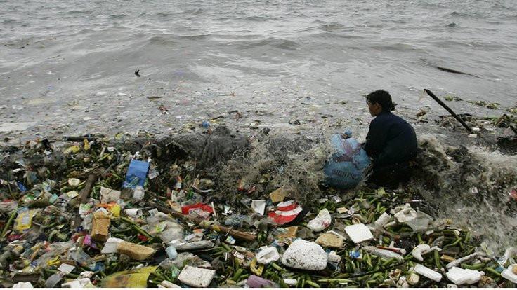 'Pasifik plastikten geçilmiyor'