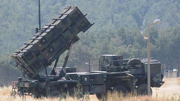Türkiye'nin Patriot talebi henüz yanıtlanmamış