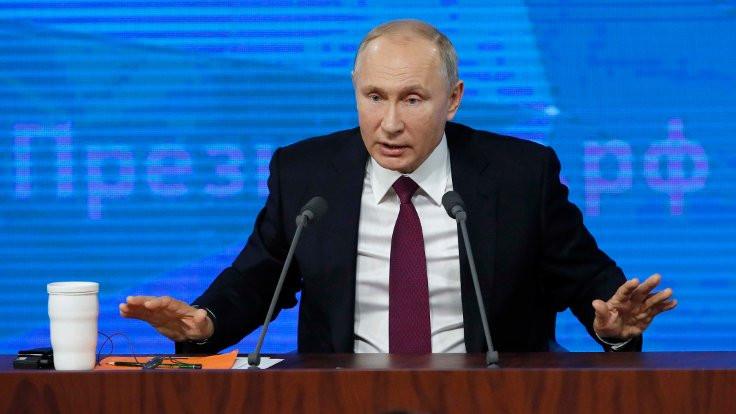 Putin: Türk partnerlerimiz de ödün vermeye hazır