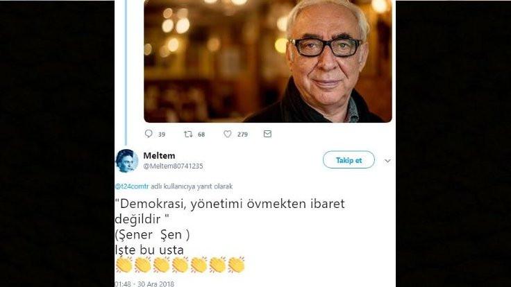 Twitter'da Şener Şen tartışması: Destek de var tepki de! - Sayfa 2