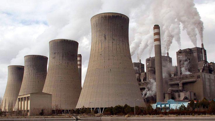 Santrallerde ekimde 8 milyon ton kömür yakıldı