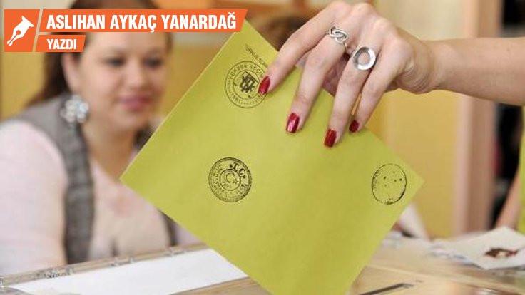 Türkiye'de seçmen neyi seçiyor?