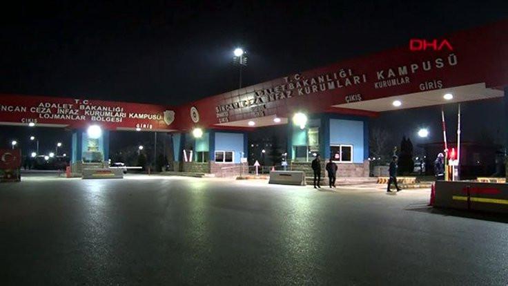 'Sincan'da 14 gardiyan ve 7 çocuk yaralandı'