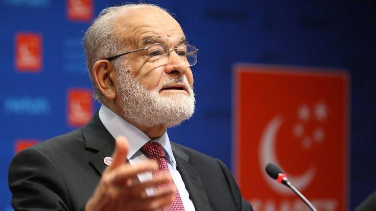Saadet lideri Karamollaoğlu: İktidar tövbeyi seçim sonrasına ertelemesin
