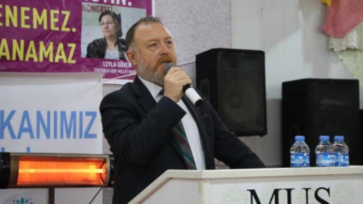 'Bütün Türkiye'yi kayyım utancından kurtaracağız'