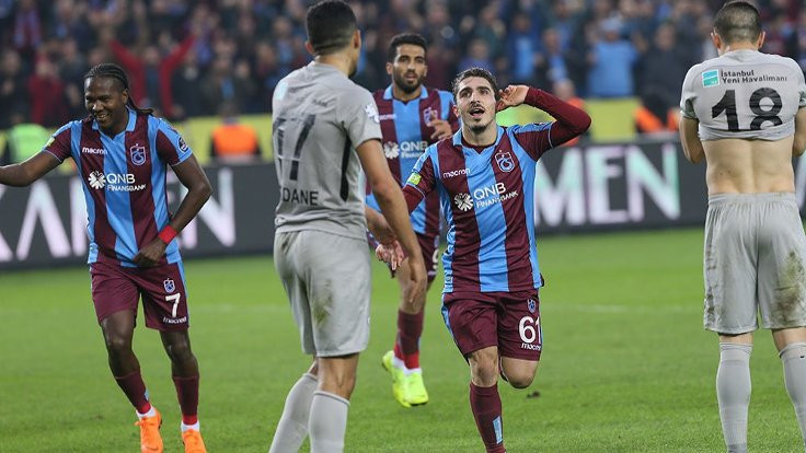 Trabzonspor: 4 - Çaykur Rizespor: 1