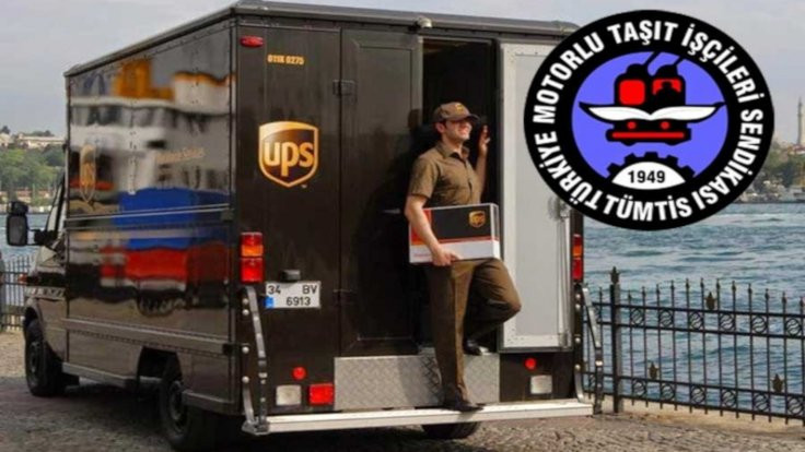 UPS Kargo'da sözleşme imzalandı