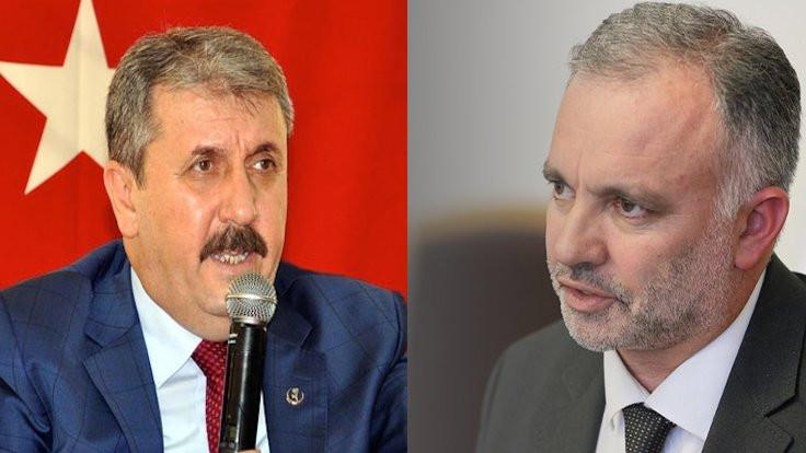 Destici'nin sözlerine HDP'den tepki: Yazıcıoğlu'nun eşi ihanet ettiğinizi söylüyor!