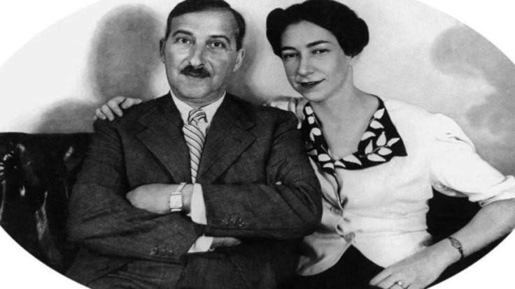 Zweig'in hayatı sahnede