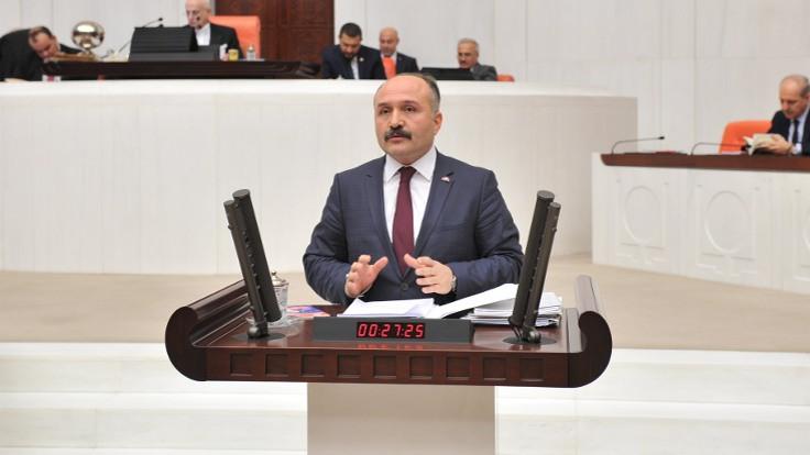 Erhan Usta: Samsun'da ülkücü hareketin hakkını savundum