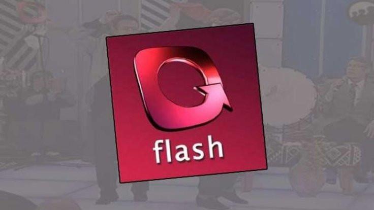 Flash TV yayını gitti geldi!