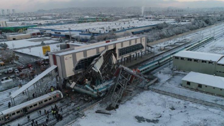 Tren kazasının telsiz konuşmaları ortaya çıktı: Hat 1'den gelmesi gerekirken 2'den geliyor