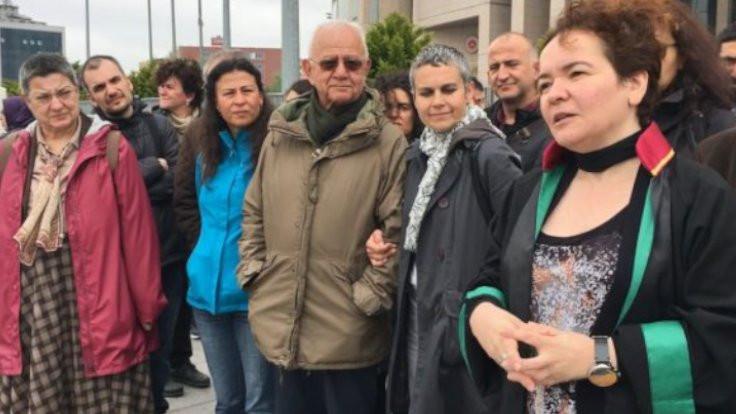 Avukat Eyüpoğlu'nun mahkemeden çıkarılmasına tepki