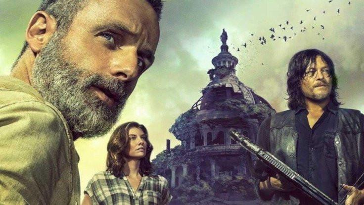 The Walking Dead başlıyor