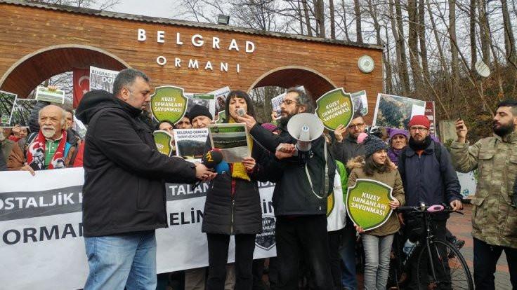 Belgrad Ormanı için zafer ilanı