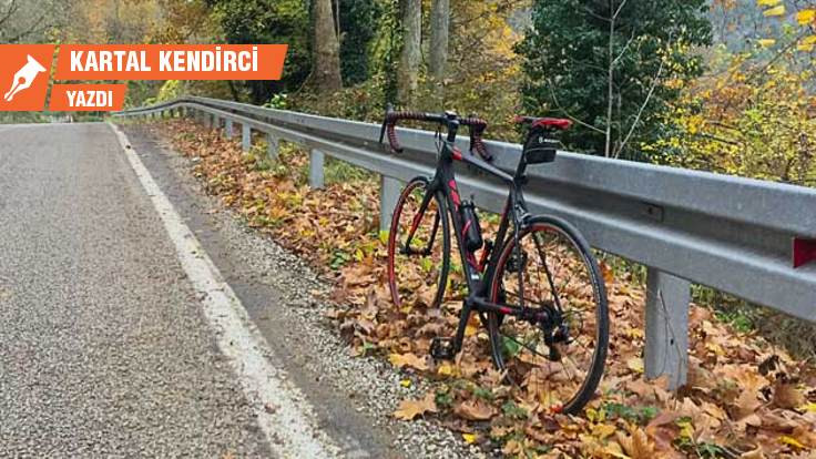 Bisikletle İstanbul'dan Ankara'ya