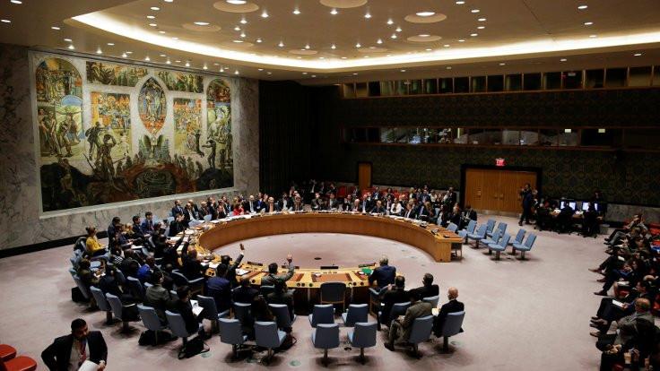 ABD, BMGK'yi Venezuela için toplantıya çağırdı