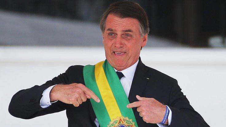 Müstehcen tweet'i Brezilya'yı karıştırdı!