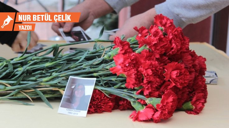 Akademiye ağıt: #CerenDamar